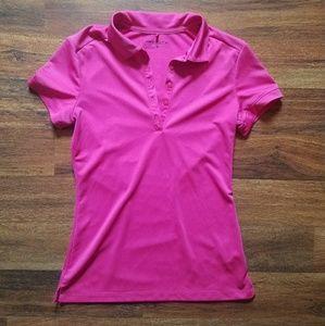 Nike Golf Dri-Fit  womens polo shirt XS